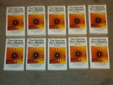 Lot 10 The Dancing Wu Li Masters Books Gary Zukav Teacher Class Set 055326382X