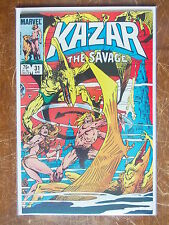 Ka-Zar the Savage 31 VF/NM to NM-