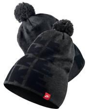 Futura DNA Beanie Nike Cappello Hat tg Unisex Grigio Cappello di lana