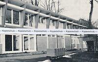 Universität Hohenheim - Aussenansicht - um 1955                H 6-23