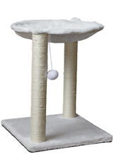 "20"" Inch Cat Tree Play Tower Bed Furniture Scratch Post Toy Hammock Rest Ball"