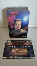 1993 Skybox Star Trek Master Series 1 Trading Card Set (90 cards)
