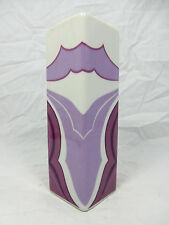 Cool 70´s WG Pop Art Design Jaeger & Co. Porzellan porcelain Vase 18 cm