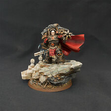 Forge World Horus The Warmaster Primarch of the Sons of Horus Painted