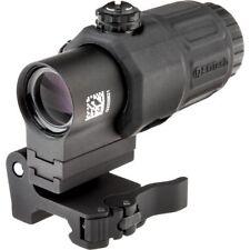 EOTech G33.STS 3x Water/Fogproof Red Dot Sight Magnifier w/ Mount - Black