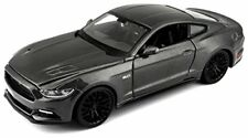 Modellino 2015 Ford Mustang Maisto 31508 Scala 1 24 Die cast Rosso metallizzat