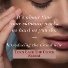Anti-Aging Retinol Vitamin A 2.5% TURN BACK THE CLOCK Facial Face Serum Cream