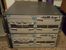 *Premium License HP ProCurve 5406zl Network Switch 5400 zl j8702a j8726a j8708a