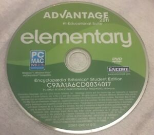 Elementary Advantage 2011 (20951, Educational Suite) PC Learning