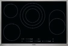 AEG HK854870X-B Autark Cerankochfeld Edelstahlrahmen 76,6 cm Strahlungsheizung