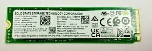 256GB M.2 NVMe PCIe SSD Solid State Drive SSSTC/LITE-ON Model CL-1-8D256-HP