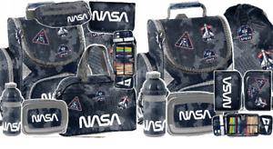 Set Schulranzen Rucksack Ranzen Tornister NASA SPACE KOSMOS Weltall Jungen