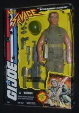 "GI Joe SGT SAVAGE ad His Screaming Eagles Action Figure 12"" 1994 MIP"