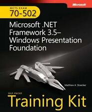 MCTS Self-Paced Training Kit (Exam 70-502): Microsoft® .NET Framework 3.5