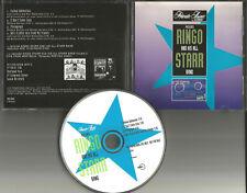 The Beatles RINGO STARR 1995 SAMPLER 4TRX PROMO CD Todd Rundgren Nils Lofgren