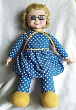 "Mrs. Beasley Vintage Talking Collectible Doll ""FAMILY AFFAIR"" 2000"