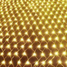 Led Net Light For Christmas Decorations Fairy String Lights Outdoor Garden Lamps