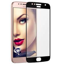 Pellicola salvaschermo di vetro per Motorola Moto G5S Plus (XT1803/XT1805)- nero
