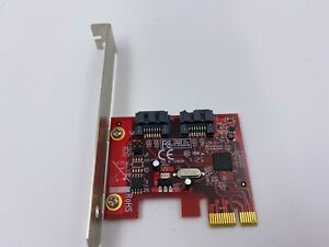 StarTech.com 2 Port SATA 6 Gbps PCI Express SATA Controller Card PEXSAT32