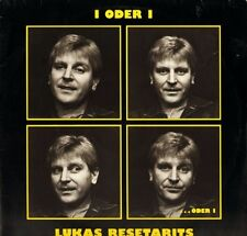 LUKAS RESETARITS i oder i RON 202-0260 austrian ron records DOUBLE LP PS VG/VG
