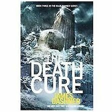 The Maze Runner: The Death Cure Bk. 3 by James Dashner (2013, Paperback)