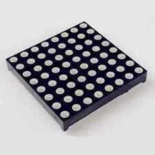 Neu 5mm RGB LED Dot Matrix  8*8 Full Color Common Anode für Arduino 60*60mm