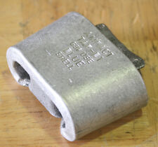 Tyco AMP B1-M Aluminum Tap Connector AMPACT 600466 4/0 - 4/0
