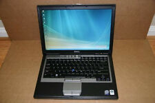 Dell Latitude D620 Core Duo 1.8GHZ 2GB 640GB DVD Windows XP Serial Port rs232