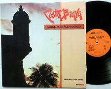 Orquesta COSTA BRAVA Orgullo De Puerto Rico LATIN LP