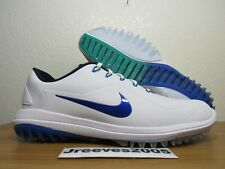 Nike Lunar Control Vapor 2 Golf Shoes Sz 11.5 100% Authentic White 899633 104