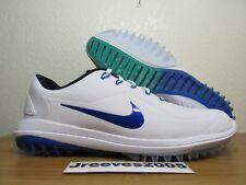 Nike Lunar Control Vapor 2 Golf Shoes Sz 10.5 100% Authentic White 899633 104