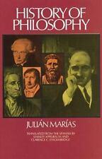 History of Philosophy (Historia de la Filosofia) Julian Marias Paperback