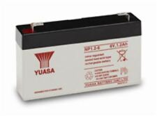 RECHARGEABLE SLA BATTERY 6V 1.2/1.3AH 6volt 1.2ah alarm battery