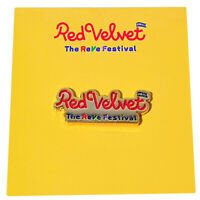 Red Velvet Official Badge The Reve Festival Day 1 SM Town Store Authentic Bedge