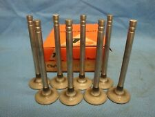 1958 - 1961 Chevrolet 348 Exhaust Valve Set 3747308 NOS Turbo Thrust USA Made