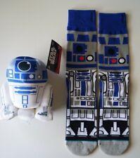 Stance Star Wars R2-D2 Mens Socks LARGE 9-11 & Disney/Funko Plush