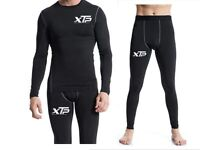 XTP Sport Training gym workout base layer compression suit under armour skin run