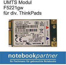 WWAN Modul Ericsson F5521gw  UMTS 3G Mini PCIe Karte - FRU 60Y3279 o. 04W3767
