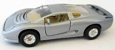Jaguar XJ 220 1:43 Welly silber 1/43 C.D.C. Coupe 1992–1994