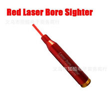 New Style Bore Sighter 30-06 25-06REM .270Win Cartridge Red Laser Optics Stock