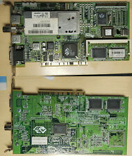 TV Grafik Karte ATI All in Wonder PCI 3D Rage Pro 8 MB !! TV Tuner Philips