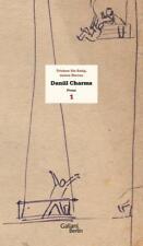 Trinken Sie Essig, meine Herren von Daniil Charms (2010, Gebundene Ausgabe)