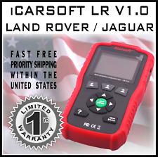 iCarsoft LR V1.0 for Land Rover and Jaguar Multi System OBD2 Diagnostic Scanner
