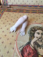 ~ Wonderful!! Petite Antique German Bisque Pin Joint Doll Arms ~