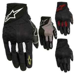 Alpinestars Kinetic Crossland Mens Street Riding Racing Road Motorcycle Gloves