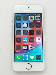 Apple iPhone 5s 16GB Gold A1533 (GSM Unlocked) Clean ESN