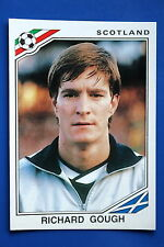 Panini WC MEXICO 86 STICKER N. 331 SCOTLAND GOUGH WITH BACK VERY GOOD/MINT