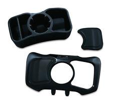 Kuryakyn Glove Box Cubby - BLACK - Honda GL1800 Goldwing & F6B - 2012-on _1668