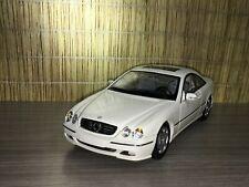 1:18 AUTOart Mercedes Benz CL600 Coupe  White