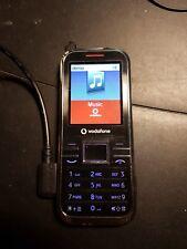 Handy Sagem 540 - Schwarz (Vodafone)